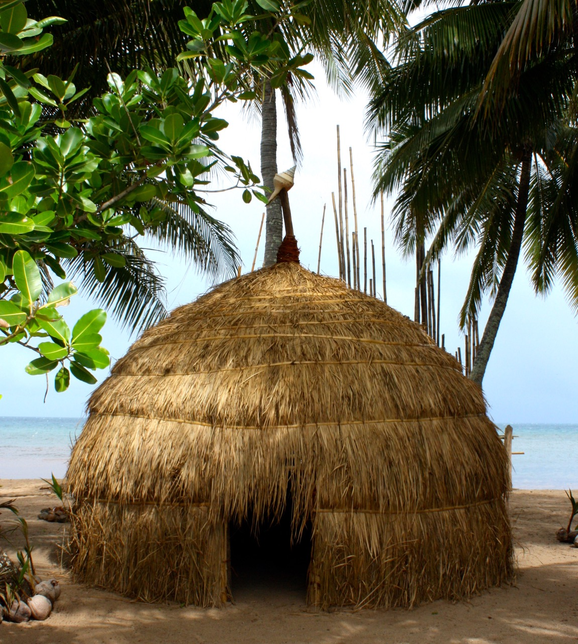 Accomodation in the Torres Strait