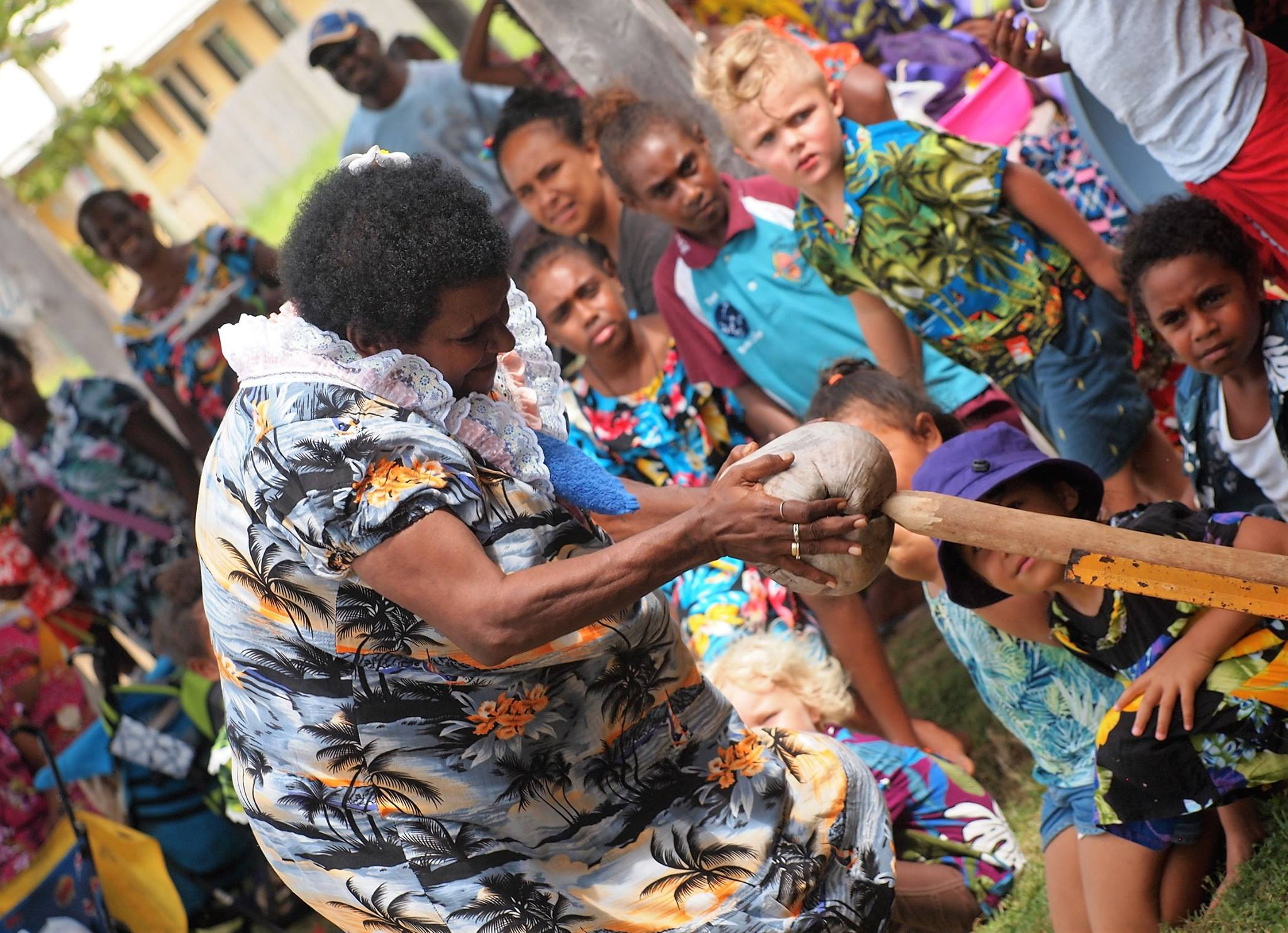 Events and Celebrations - Mabo Day in Badu